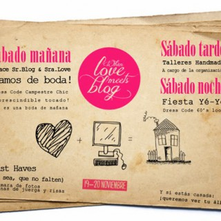 When Love meets Blog (1a Parte)