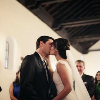 ¿¿Puedes besar a la novia??