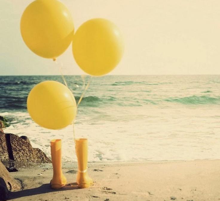 Decora tu boda con globos XXL
