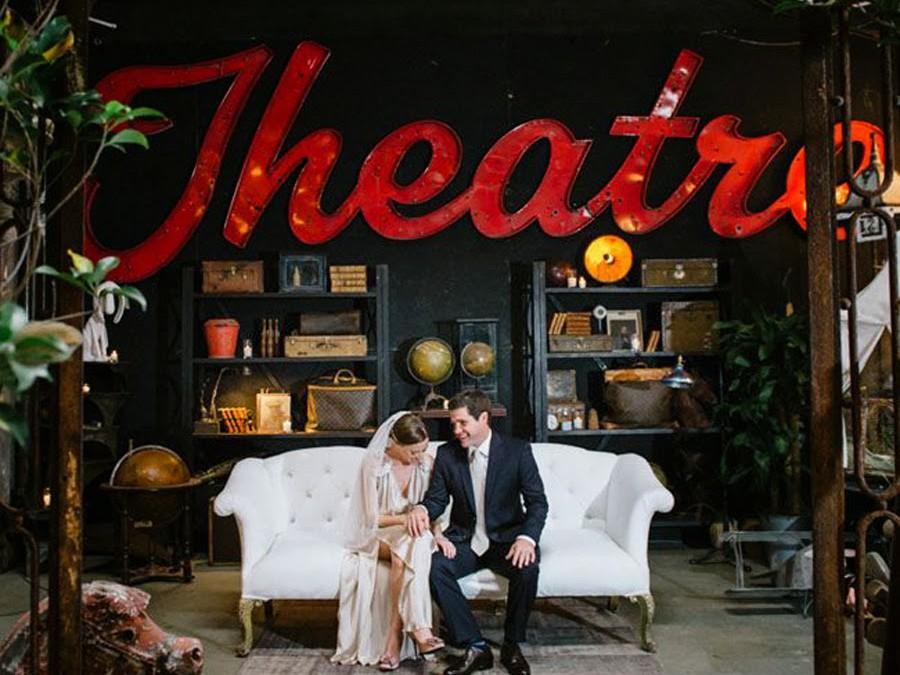 Cómo hacer letras luminosas para tu boda