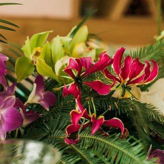 Hoy nos apetece una de flores bonitas y mucho colorhellip