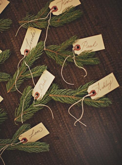 Se acerca la Navidad… y las ramas de abeto