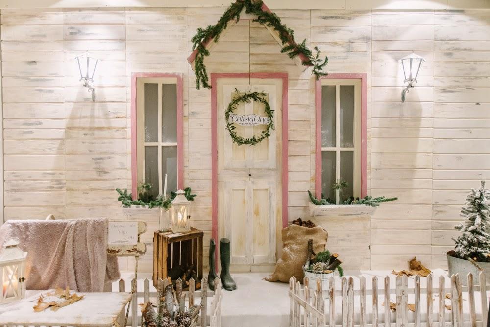 Calista One Christmas Market: Una boda de invierno