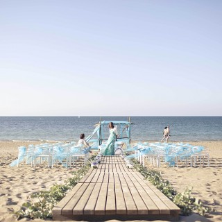 Una boda en Marbella al más puro estilo Caribeño