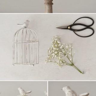 DIY: Jaulas con paniculata