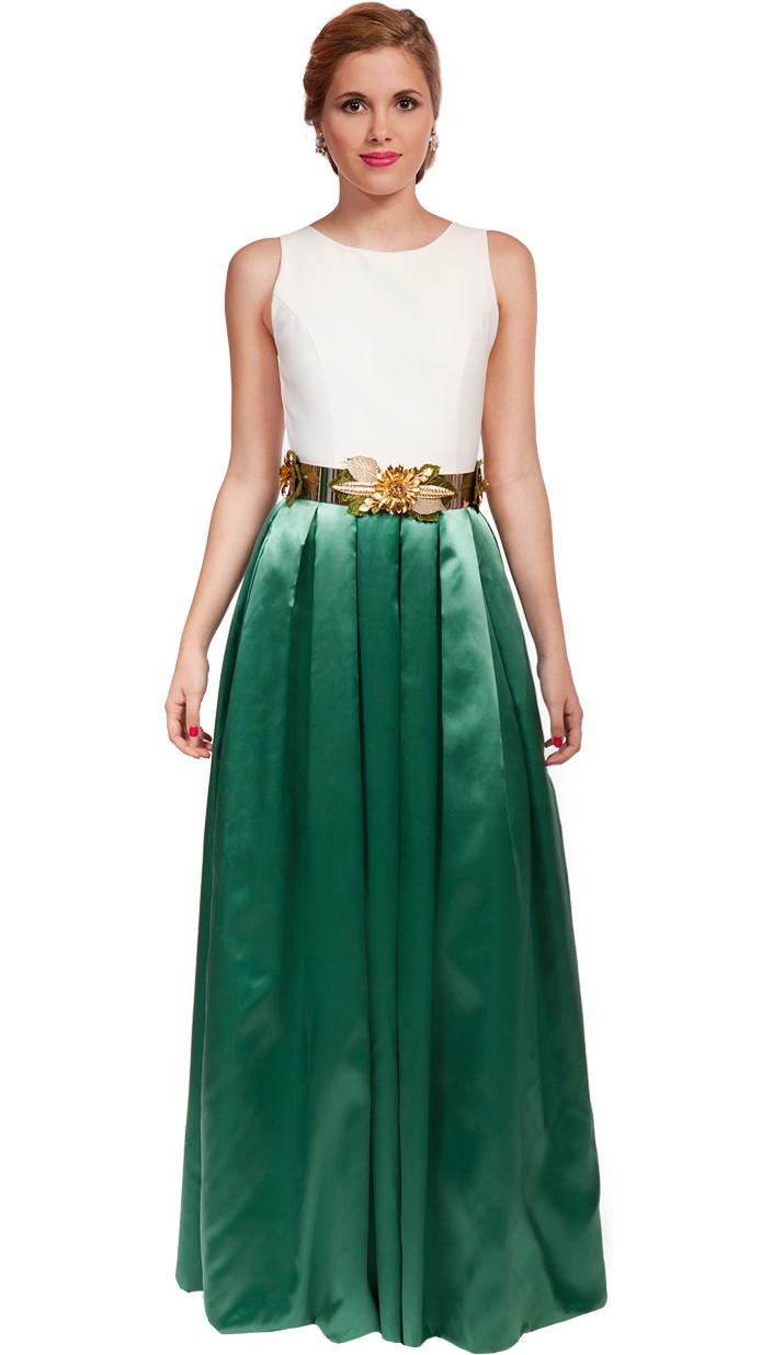 vestido-largo-falda-verde-esmeralda-2-dresseos