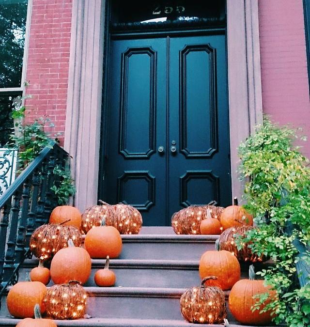 Inspiraci n para halloween con calabazas presume de boda for Inspiracion sinonimo