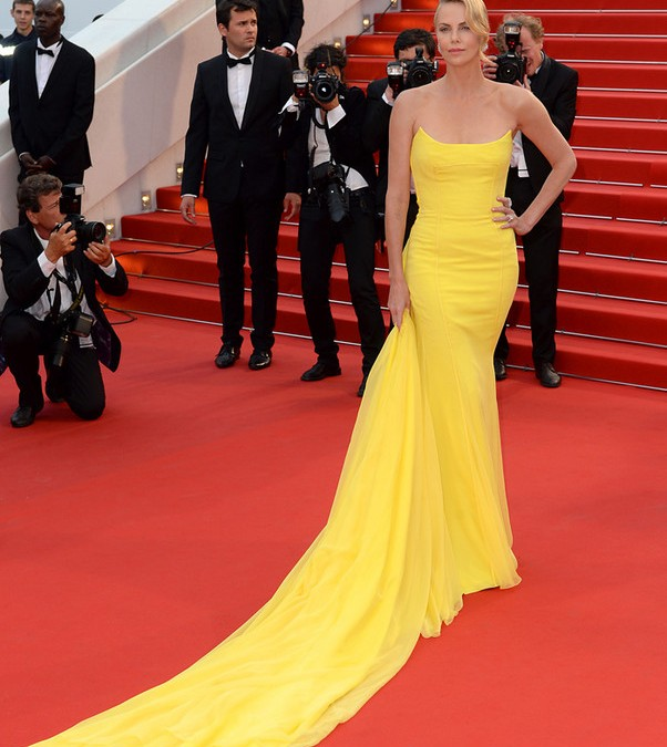 Inspiraci N En La Alfombra Roja Cannes De 2015 Presume