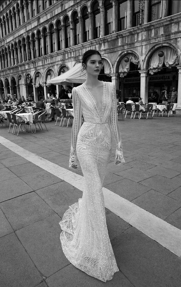 inbal dror vestido novia