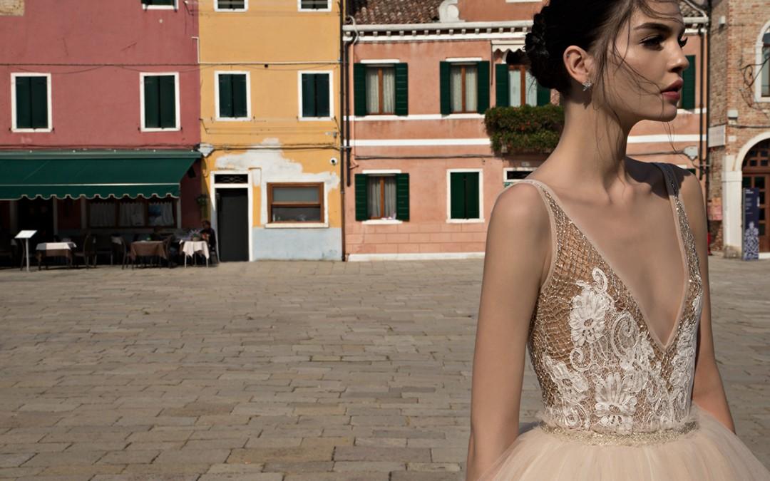 El glamour para novias de Inbal Dror