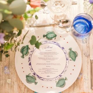 Una de mesas bonitas: una mesa marina para tu evento