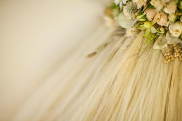 El vestido de flores de Zita Elze