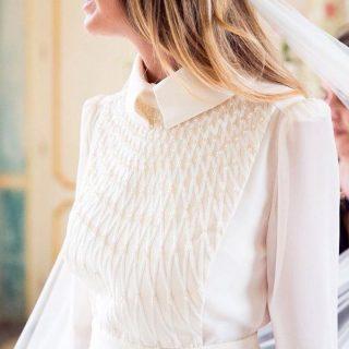 Yo quiero! Vestido de teresahelbig bride bridalgown bridal bridalinspiration bridehellip