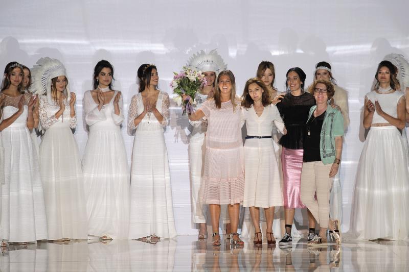 Las novias de 2018: la Barcelona Bridal Week (II)