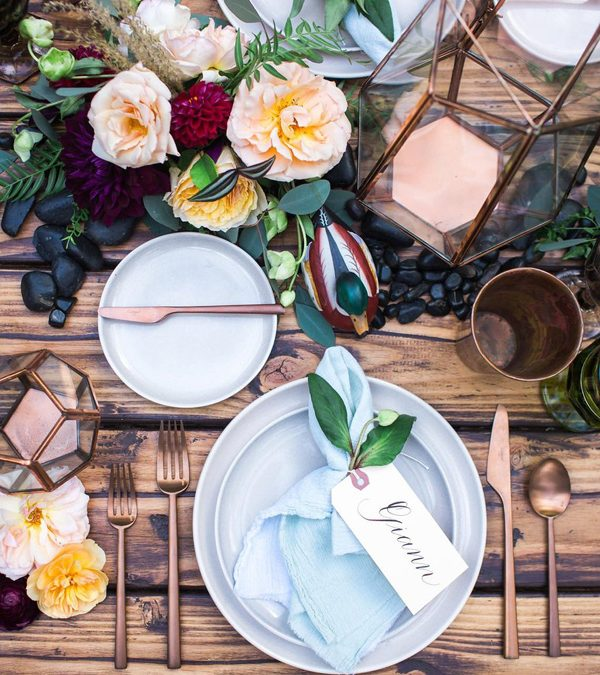 Diez mesas bonitas para decorar este otoño