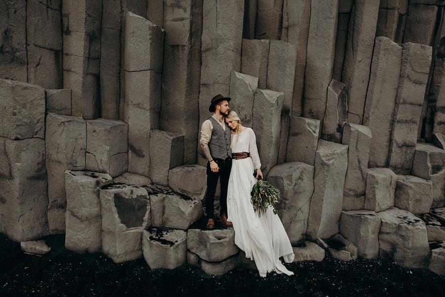 Tryggvi+Hilda y su sesión de fotos en Islandia