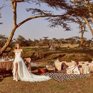Cómo y cuándo elegir vestido de novia