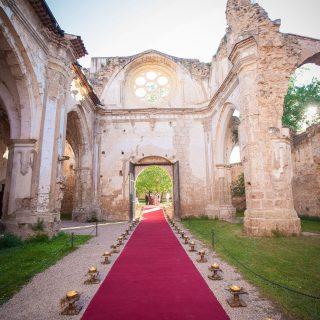 Monasterio de Piedra: el enclave para tu boda
