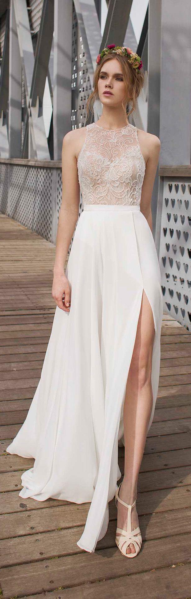 Vestidos largos elegantes para playa